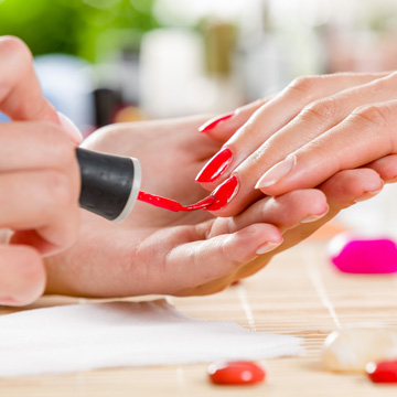 Learn proper manicures at American Beauty College