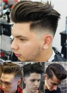 15 Men's Pompadour Hairstyles