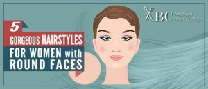 5 Gorgeous Hairstyles For Women with Round Faces