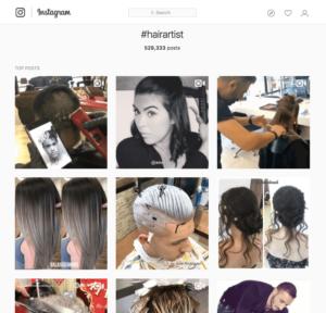 #hairartist