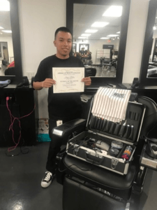 student of the month joey silva